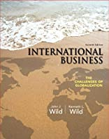 International Business: The Challenges of Globalization Plus 2014 MyManagementLab with Pearson eText -- Access Card Package (7th Edition)