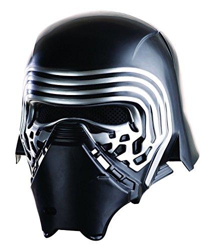 Rubies Kylo Ren Costume (Star Wars: The Force Awakens Adult Kylo Ren 2-Piece Helmet)