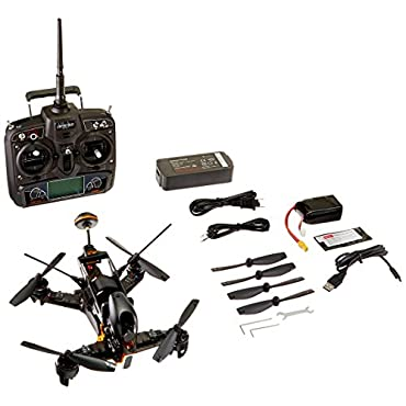 Walkera F210 Quadcopter (Carbon Black)