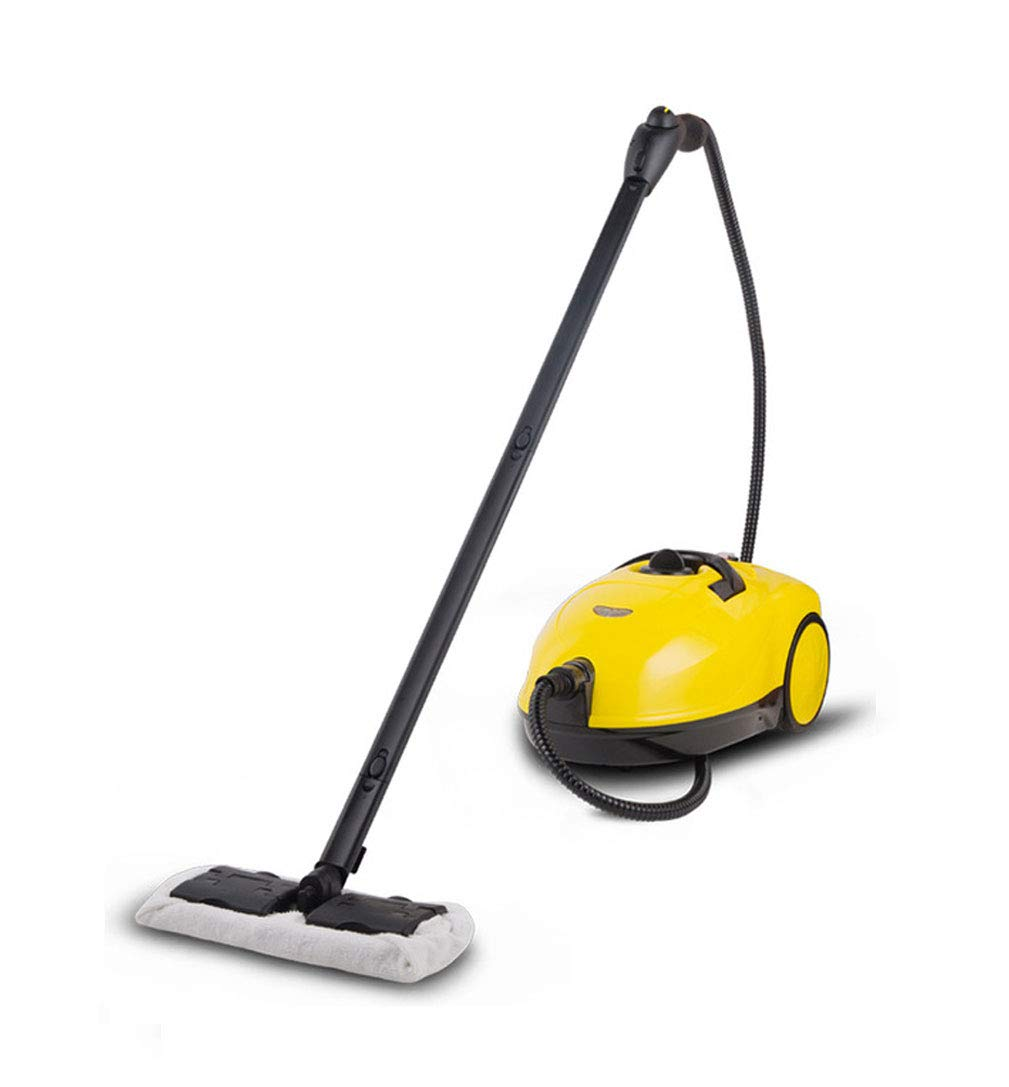 Q&Z Steam Cleaner,Multifunctional 140° High Temperature Pressurized Steam with 12 Accessories Can Continue to Add Water for Stain Removal Windows Carpet Car Seats Bed Bug Control