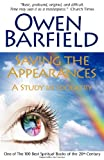 Saving the Appearances, Owen Barfield, 0955958288