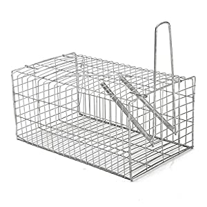 Best to Buy New Rat Trap Cage Animal Pest Rodent Mice Mouse Control Live rodent terminator revenge unusual size trap game humane victor wooden rat havahart