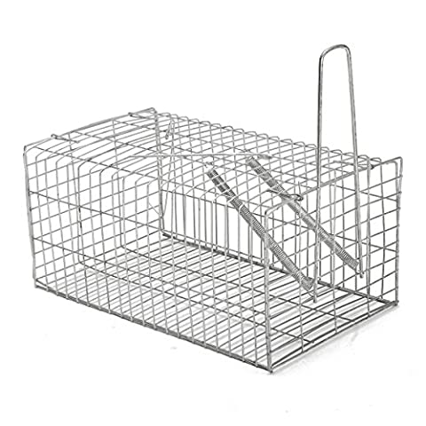 Best to Buy New Rat Trap Cage Animal Pest Rodent Mice Mouse Control Live rodent terminator revenge unusual size trap game humane victor wooden rat - 3g Handset