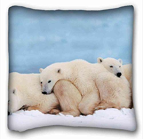 polar bear pillow pet - 5