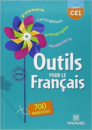 Outils Pour Le Francais Ce1 Livre De L Eleve Sylvie