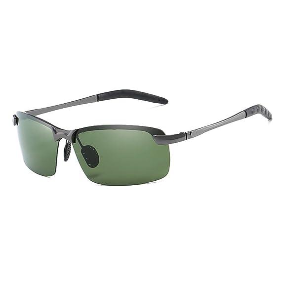 Nueva Gafas De Sol Polarizadas Visión Nocturna Deportes Al Aire Libre Conducción Gafas De Playa Moda Popular De Los Hombres Estilo Fresco: Amazon.es: Ropa y ...