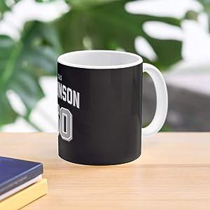 Throwback Spurs Duncan Tim Retro Vintage San Antonio Derozan Demar Basketball Best 11 Ounce Ceramic Coffee Mug Gift
