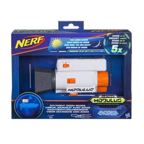 Nerf Modulus Day Night Zoom Scope Figure - Nerf Water Gun Scope