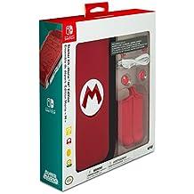 "Performance Designed Products para Nintendo Switch - Mario Starter Kit - Edición Mario ""M"" - Standard Edition"