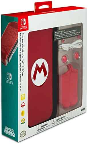 PDP Nintendo Switch Starter Kit - Mario