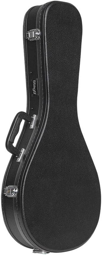 Stagg GCA-M - Estuche para mandolina, color negro: Amazon.es: Instrumentos musicales