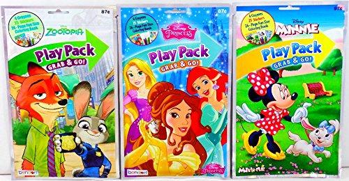 Disney Princess Activity Pack - 4