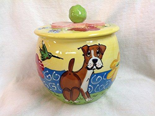 french bulldog treat jar - 9