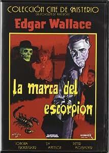 La Marca Del Escorpion (E. Wallace) [DVD]