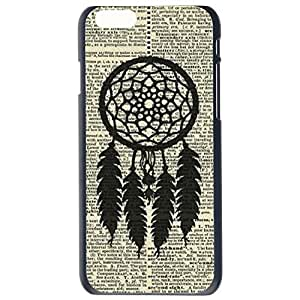 Fashion Dream Catcher Dream Alive Plastic Hard Case Cover Back Skin Protector For Apple iphone 5cG Plus by Alexism Size5