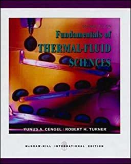 Fundamentals of thermal fluid sciences amazon yunus cengel fundamentals of thermal fluid sciences fandeluxe Choice Image