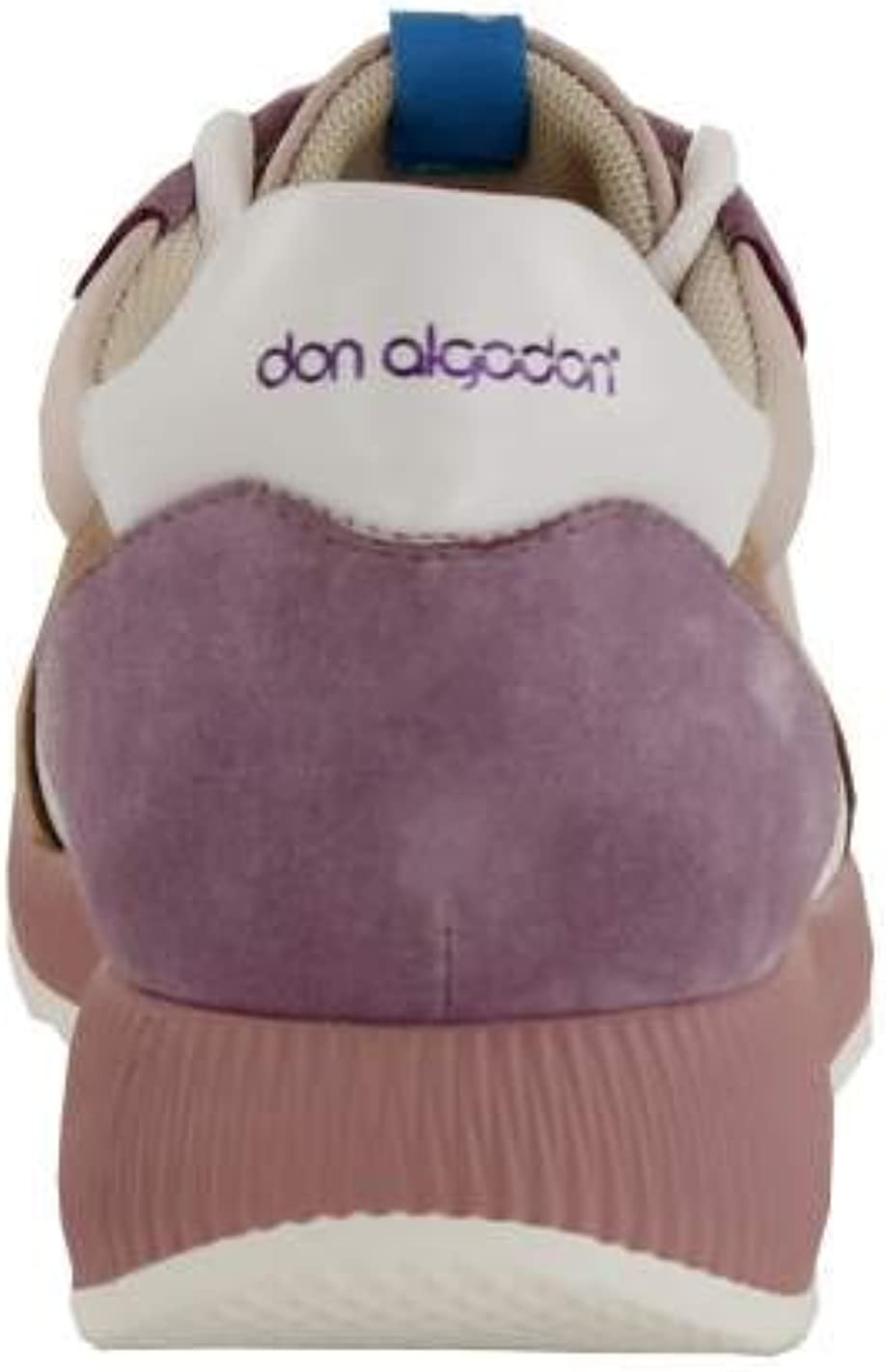 Don algodón Do015, Zapatillas Deportivas Mujer: Amazon.es: Zapatos y complementos