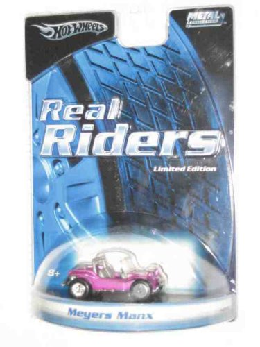 Dune Meyers Manx Buggy - Hot Wheels Real Riders Meyers Manx Volkswagen Dune Buggy Limited Edition