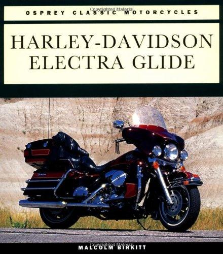 Harley-Davidson Electra Glide (Osprey Classic