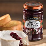 Sweet Beetroot & Red Onion Chutney by Mackays (7.9 ounce)