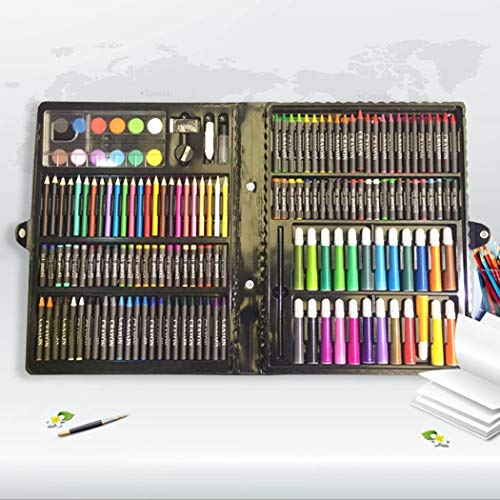 Neudas Children Painting Tool Graffiti Coloring Watercolor Pen Set School Supplies Permanent Markers by neudas (Image #6)