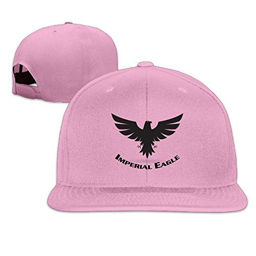 Golf Hat Imperial (Imperial Eagle Unisex Classic Adjustable Baseball Hat)