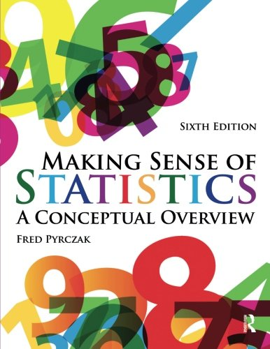 Making Sense of Statistics: A Conceptual Overview