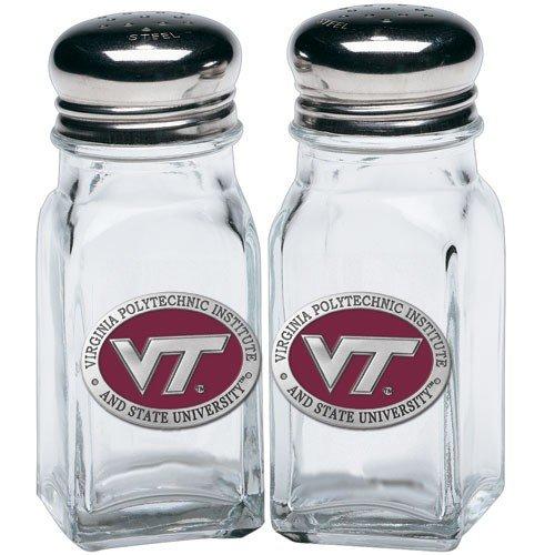 Salt Tech Virginia Hokies (Virginia Tech Hokies Salt and Pepper Shaker Set)