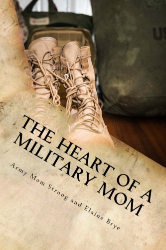 Book Cover: The Heart of a Military Mom