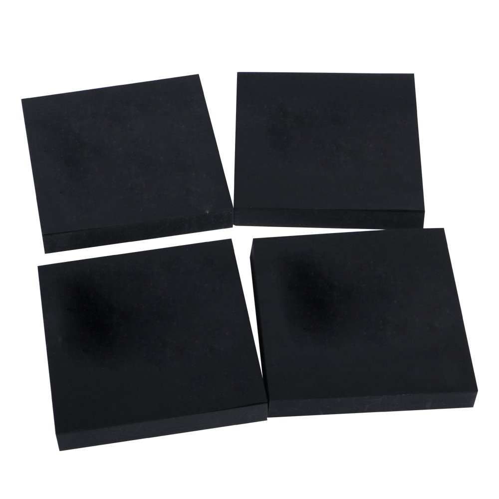 amazon com eagle black sticky notes 3 x 3 inch 100 sheets pad 4