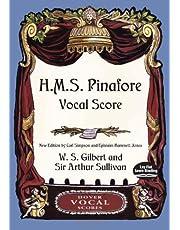 H.M.S. Pinafore Vocal Score