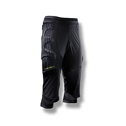 da6d7dc8216 Amazon.com : Storelli ExoShield Goalkeeper 3/4 Pants : Sports & Outdoors