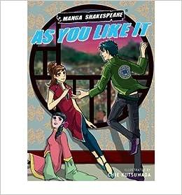 As You Like it (Manga Shakespeare)- Common
