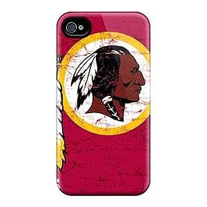 Iphone 6 Mov9813ZPEG Customized Colorful Washington Redskins Image Protective Cell-phone Hard Cover -AlissaDubois