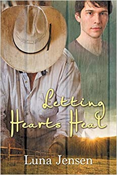 Book Letting Hearts Heal by Luna Jensen (2015-01-05)