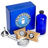 GINFUSIONS DIY Gin Kit - Create your own Infusions - includes Spices, Equipment and Instructions
