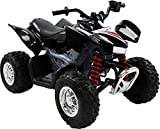 Best Kids ATVs - Honda TRX Kids 12V Ride-on ATV Quad, Black Review