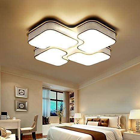Moderna lámpara ideas dormitorio pequeño apartamento salón ...
