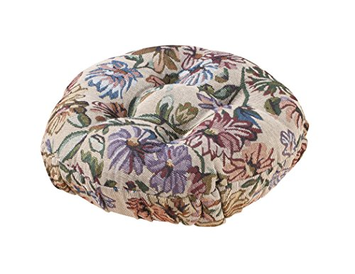 Miles Kimball Tapestry Stool Cushion