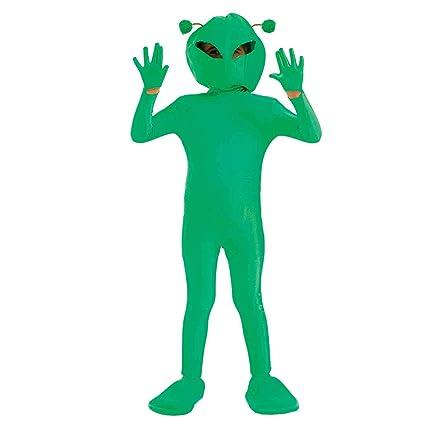 Fun Shack- Costume Disfraz, Color Alien, Small (FNK2982S): Amazon ...