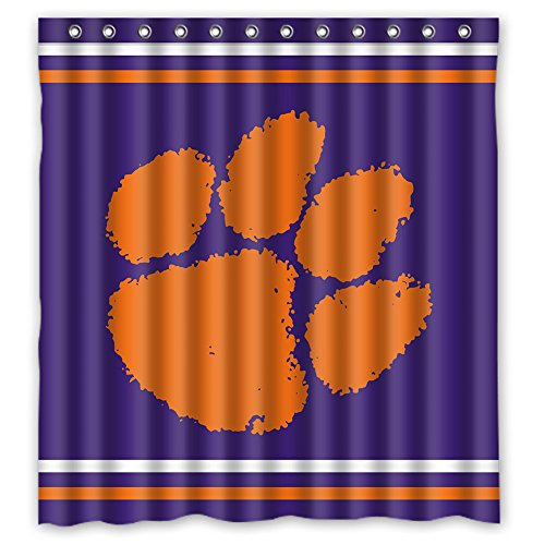Clemson Tigers Curtains Amazon