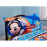 Captain Mickey 2-piece Toddler Sheet set