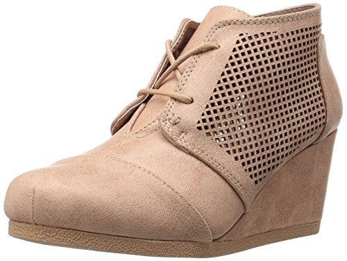 Qupid 32 Boot Tan Olee Women's fwxvafYq4