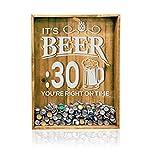 18x24 Reclaimed Wood Beer Bottle Cap Holder - Wall Decor / Beer Decor / Man Cave / Craft Beer / Beer Shadow Box / Beer Quotes
