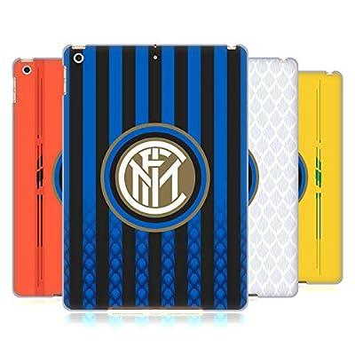 Official Inter Milan 2018/19 Crest Kit Hard Back Case Compatible for iPad 10.2 (2019)