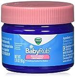 : VICKS BABY RUB 50 GM, 1.76 oz