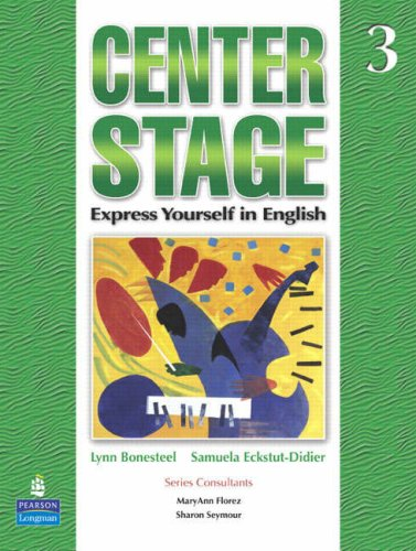 (Center Stage 3 Student Book (Bk. 3))