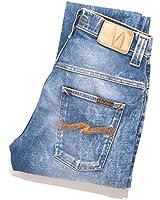 Nudie Jeans TAPE TED Bleachspot