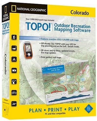 Topo maps for windows 10