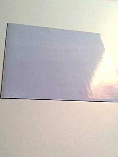 1 nuevo barato Lámina magnética 200x200 mm